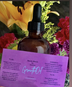 Beauty Blends By Jasmine Growth Oil