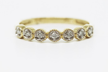Load image into Gallery viewer, Jewel Thierry Diamond 14K Gold Ring