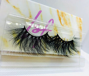 LSF Beauty Premier Rose Lashes