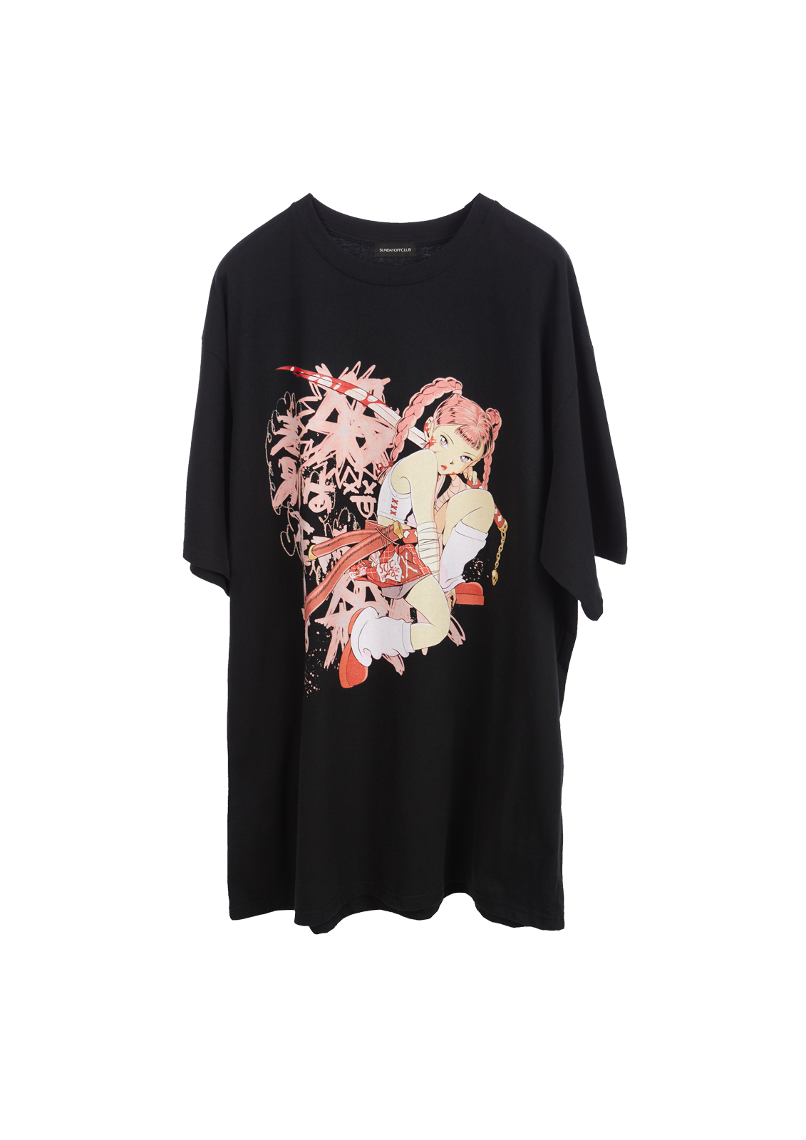 Assassin Girl T-Shirt