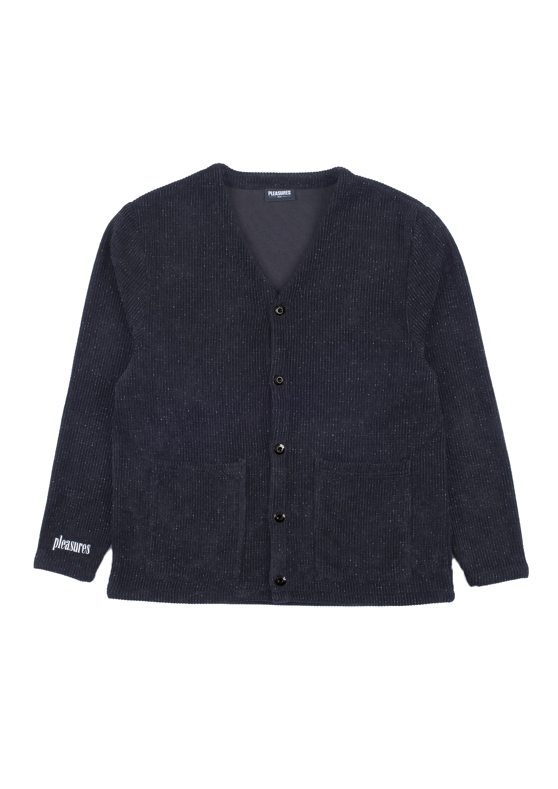 Falling Cardigan Sweater - Black