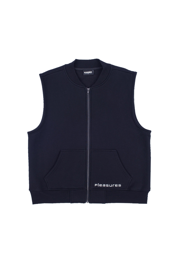 Power Fleece Vest - Black