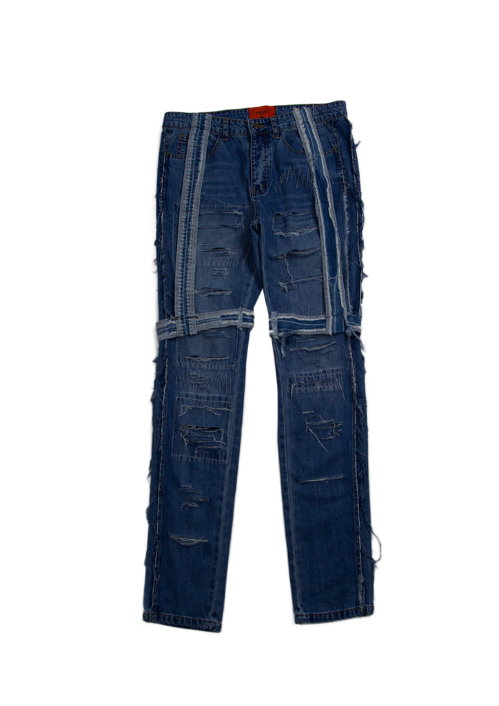 Thrasher Denim - Indigo