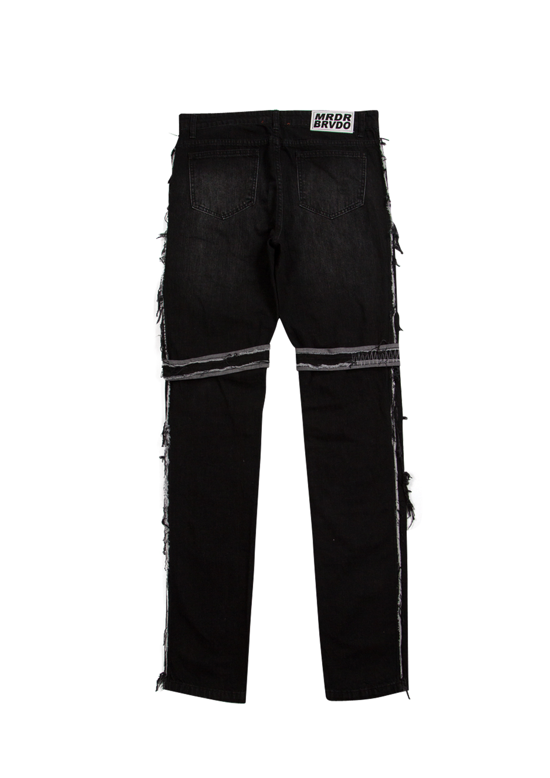 Thrasher Denim - Noir
