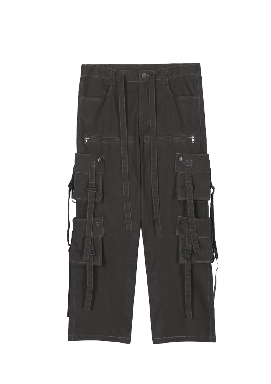 Ribbon Pocket Pants
