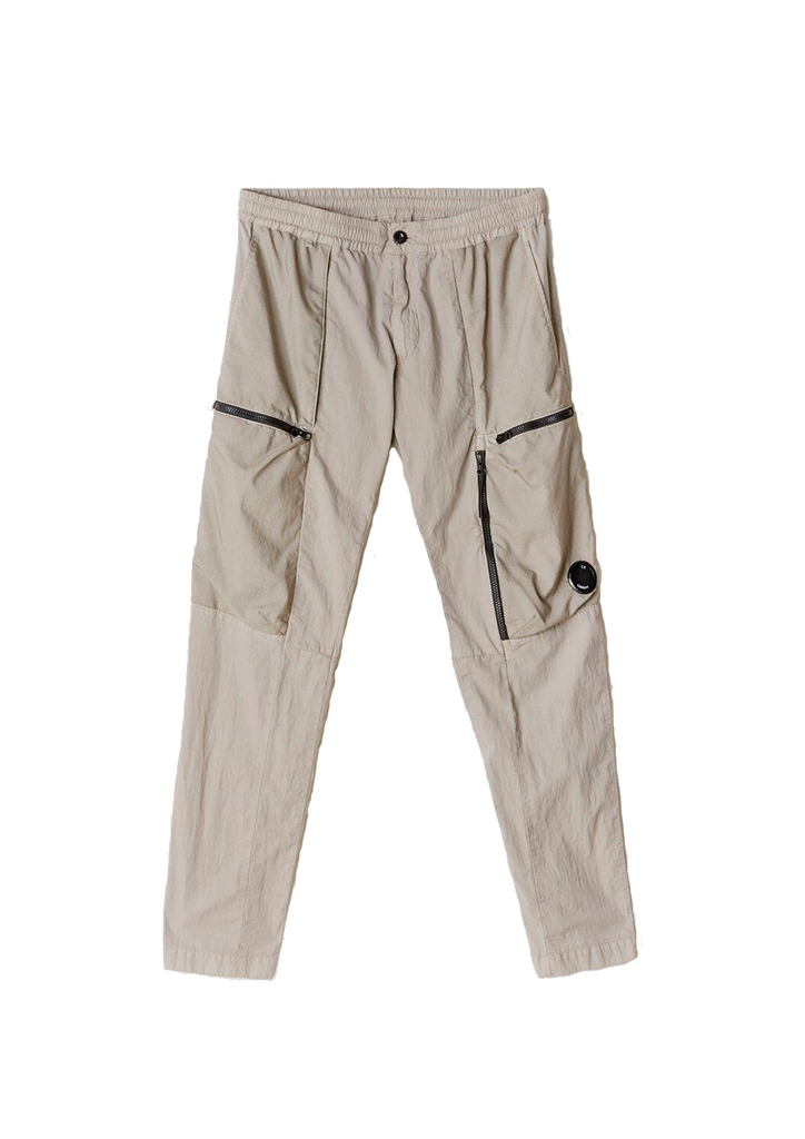 50 Fili Lens Pocket Pants - Quiet Gray