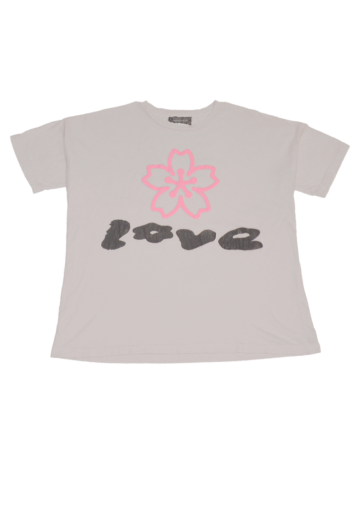 Ghost + Love T-Shirt - White
