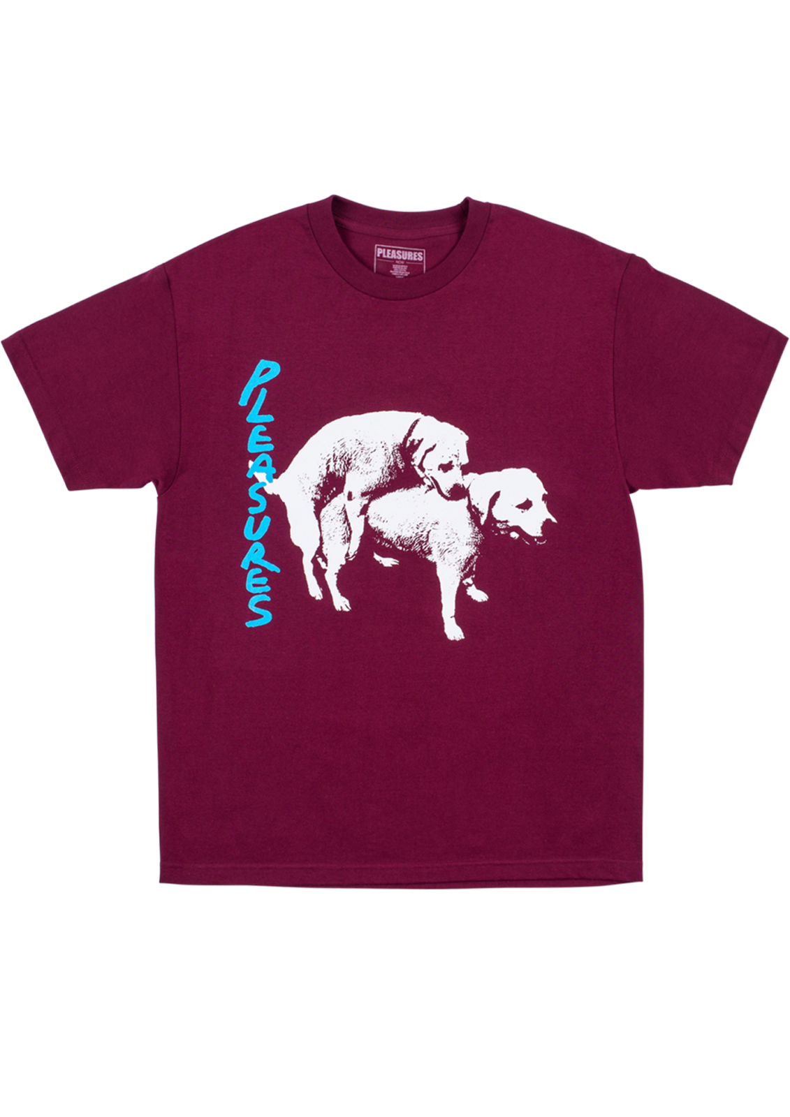 Hump T-Shirt - Red