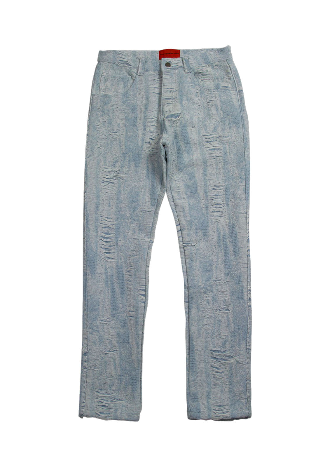 Distressed Storm Trucker Pants