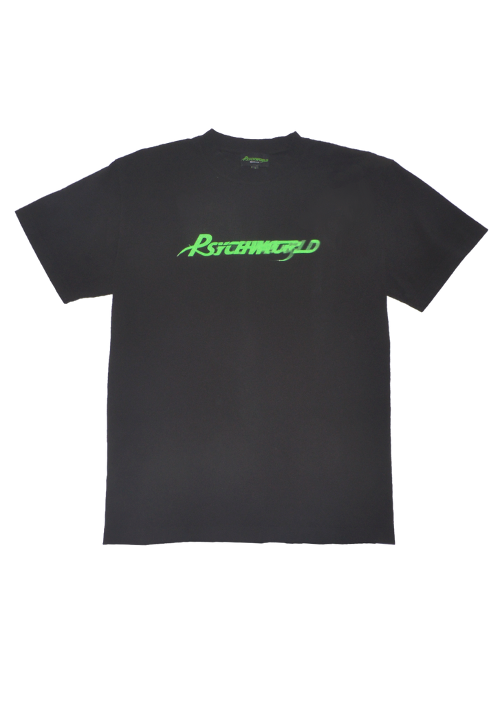 Motion Logo T-Shirt - Black