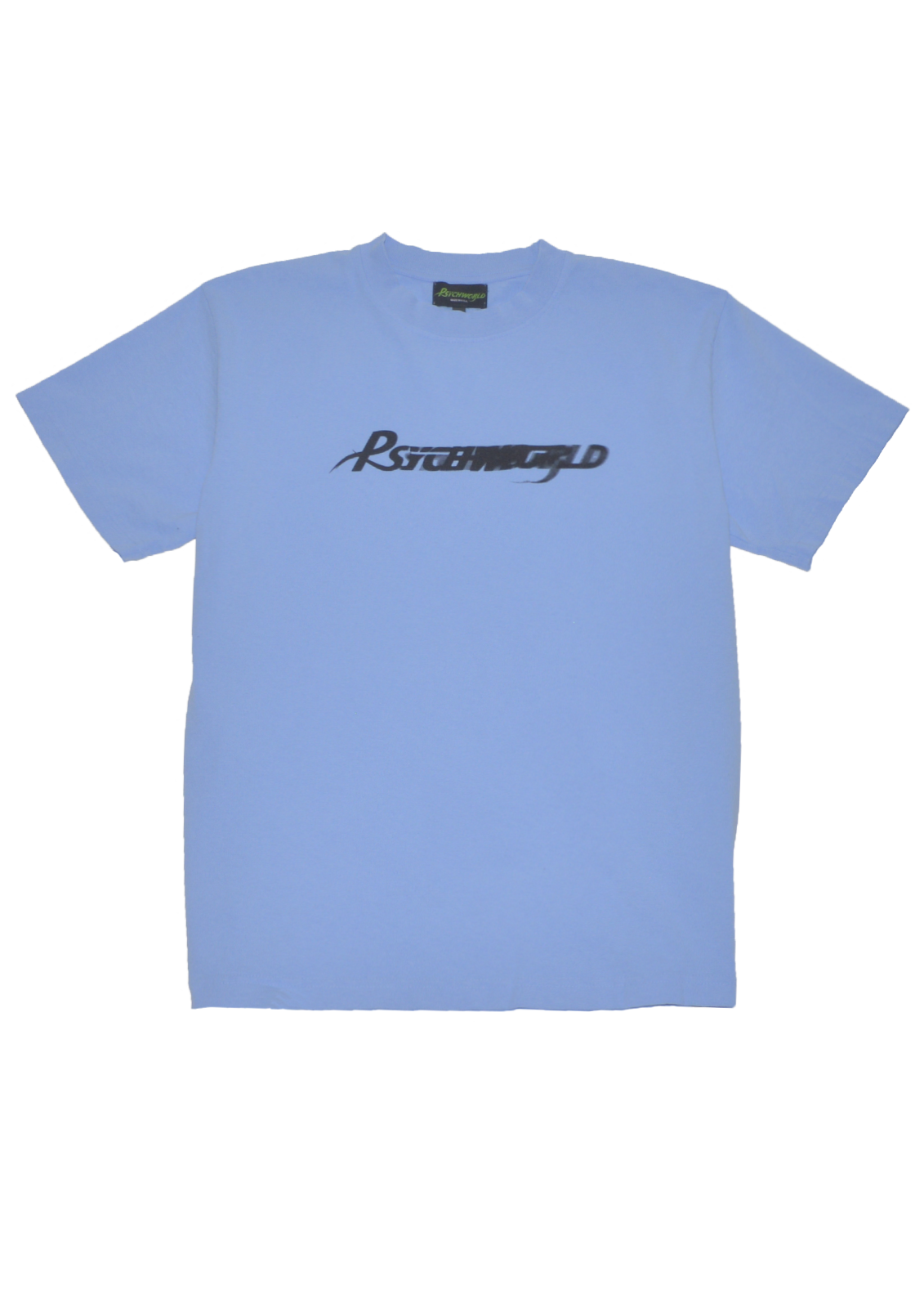 Motion Logo T-Shirt - Blue