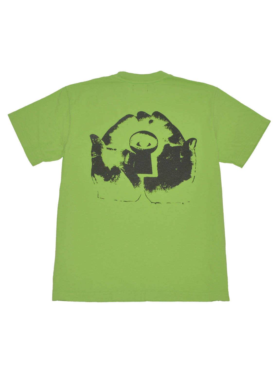 Motion Logo T-Shirt- Green