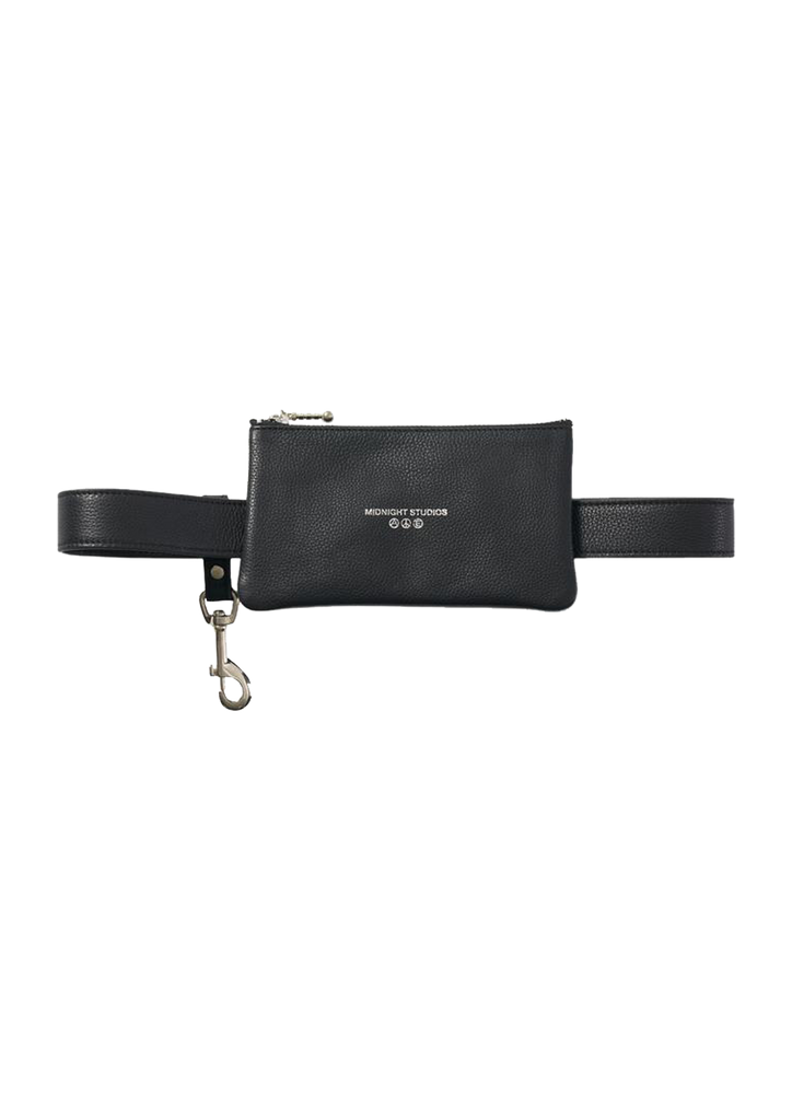 Leather Eyewear Pouch Belt