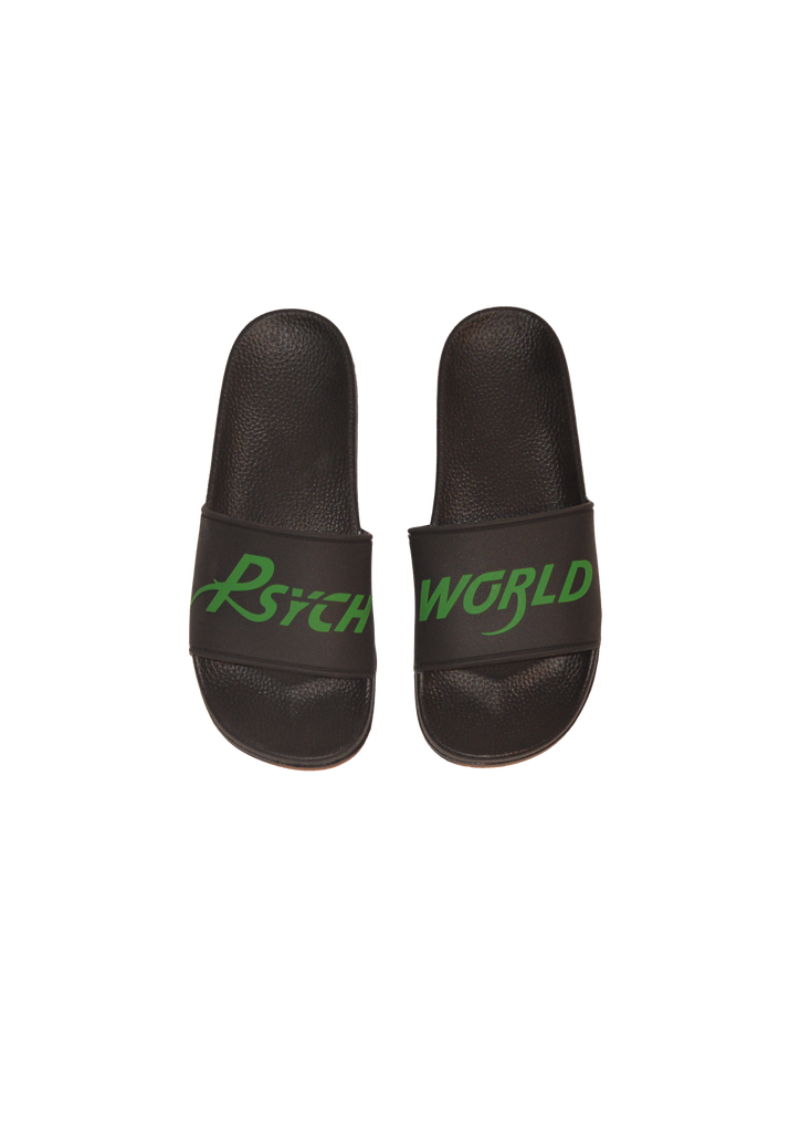 Psychworld Slides - Black