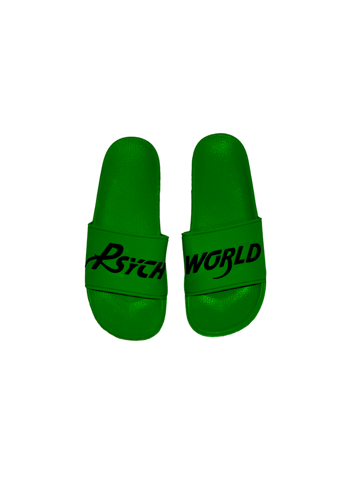 Psychworld Slides - Green