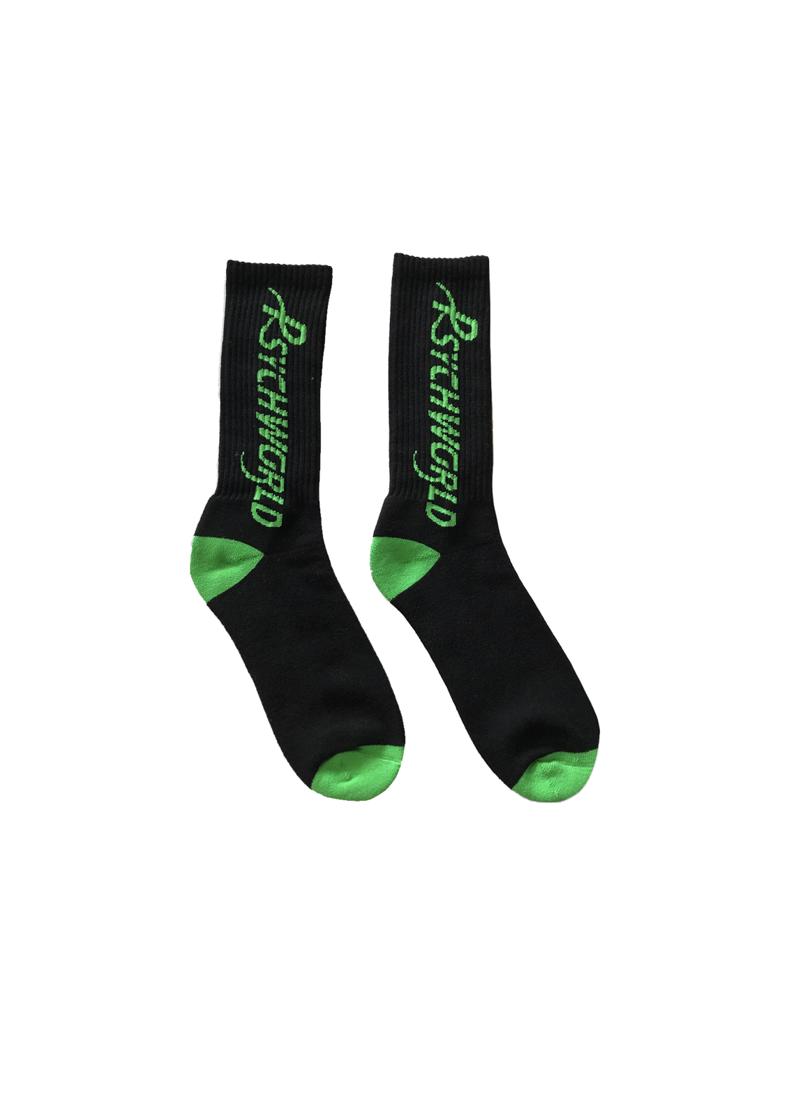 Psychworld Socks - Black