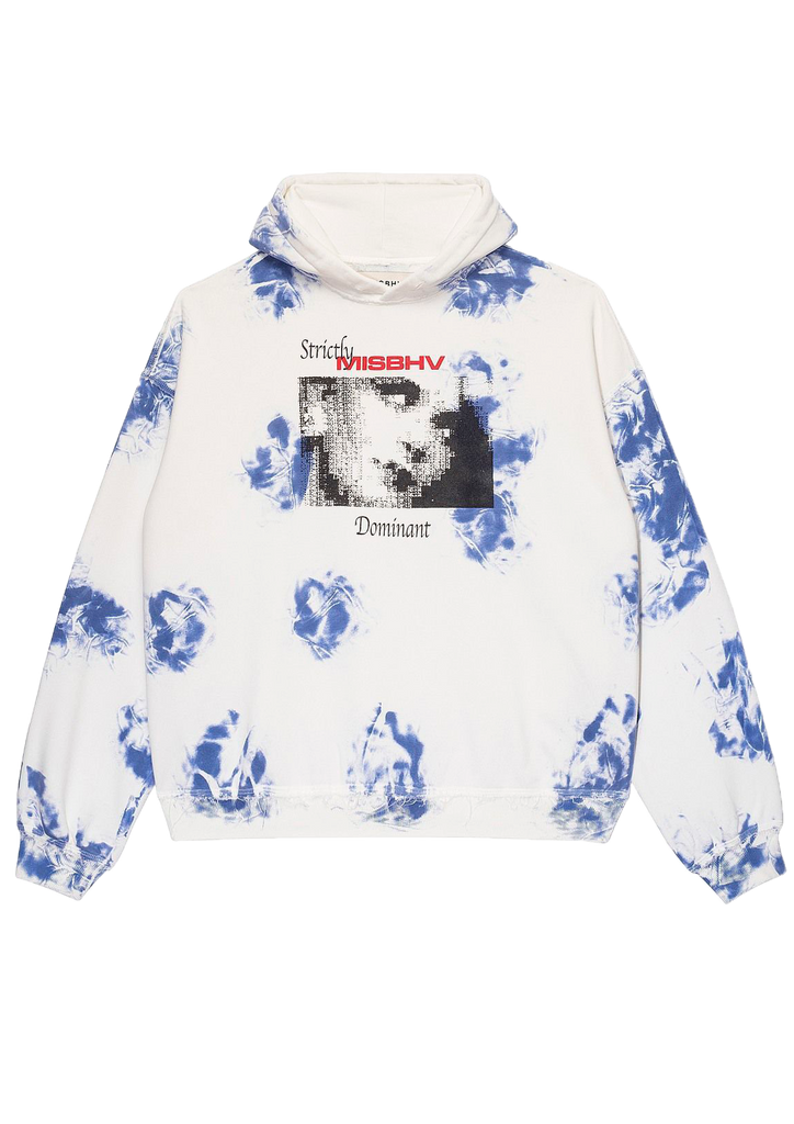 Tie Dye Strictly Dominant Hoodie