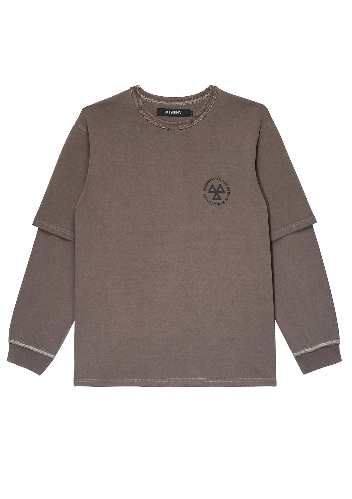 Taupe CWS Longsleeve