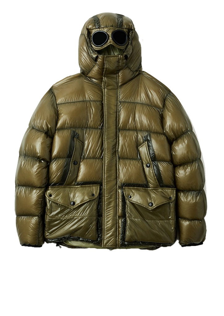 Medium Jacket- Martini Olive