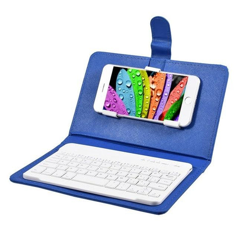 Smartphone Keyboard Case - Blue Tag Shop