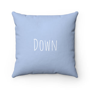 Down - Light Blue