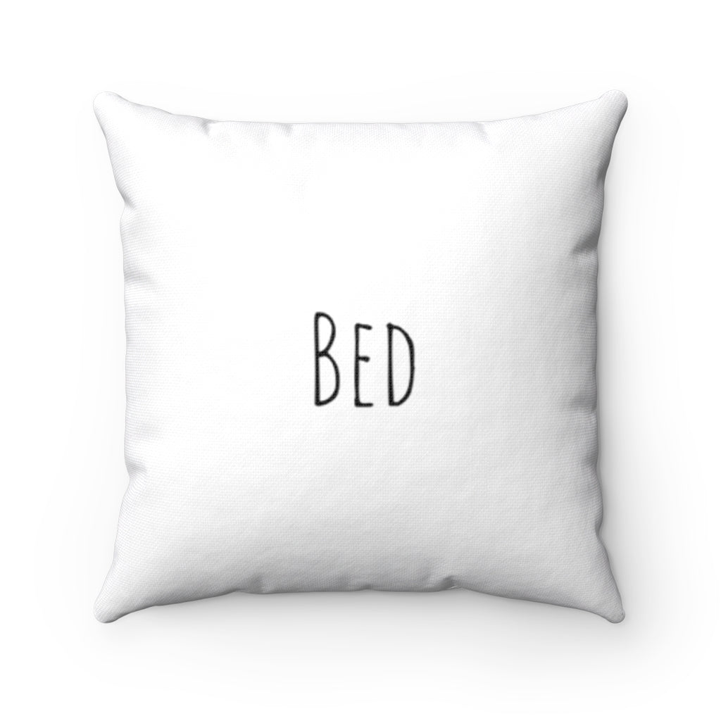 Bed - White