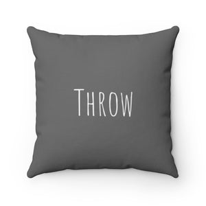 Throw - Gray