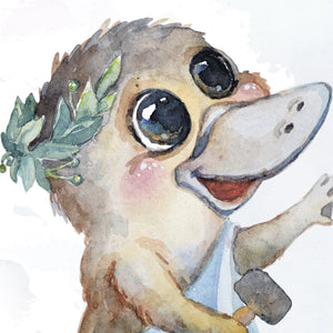 Animal Artists - Platypus