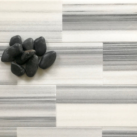 Equator Marmara Marble Polished 6x12 Floor And Wall Tile