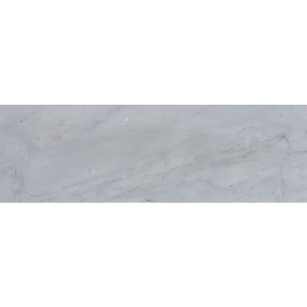 Arabescato Carrara 4x12 Honed and Polished Marble Tile