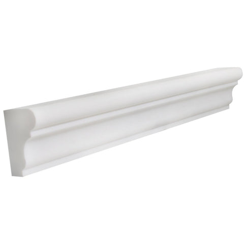 Dolomite 2x12 Polished Crown Ogee Moulding Tile