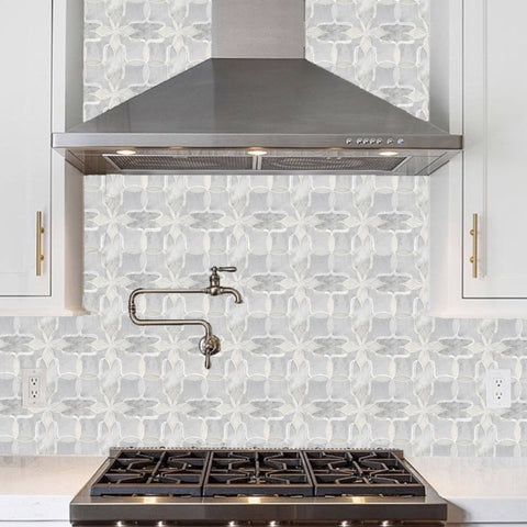 CHRISTINA WATERJET MOSAIC TILE