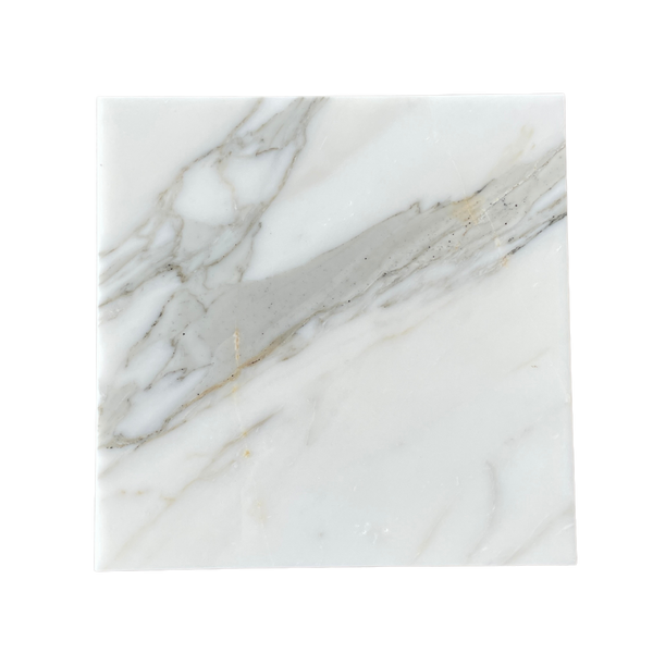 "Calacatta Marble Tile Polished 12""x12""- $29.99/SF"