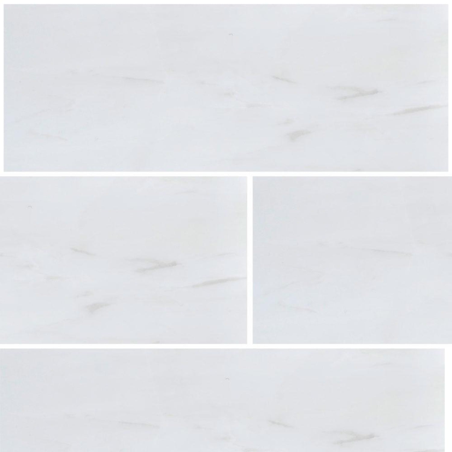 Dolomite 3x9 Polished Marble Tile