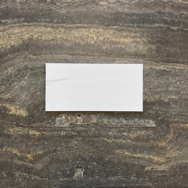 Dolomite 6x12 Polished Marble Tile