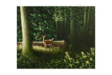 Load image into Gallery viewer, EDGE OF THE FOREST (print) - MARKUS NEAL HUMBY