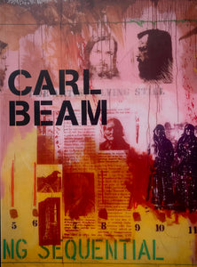 CARL BEAM THE POETICS OF BEING  FIRST NATIONS ART