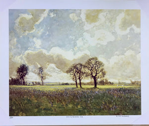 SPRING BREEZE 1912 (print)  J. E. H. MCDONALD