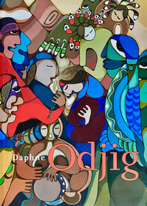 THE PAINTINGS AND DRAWINGS OF DAPHNE ODJIG -  NATIONAL GALLERY