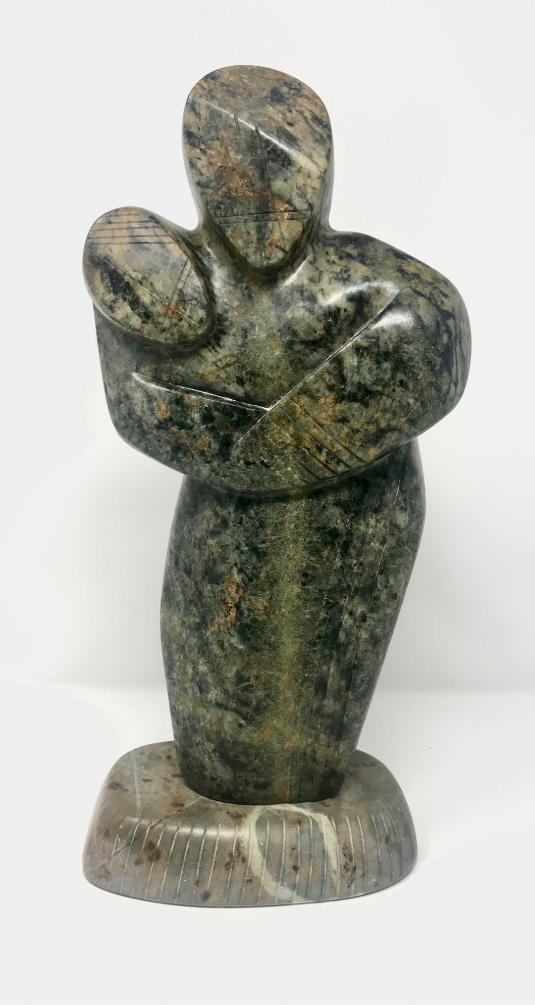 MOTHER AND CHILD - DAVID RUBEN PIQTOUKUN