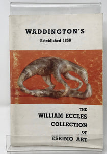 WADDINGTON' S AUCTION CATALOGUE  WILLIAM ECCLES COLLECTION