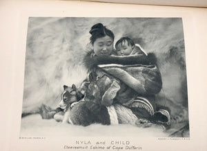 "MY ESKIMO FRIENDS : ""NANOOK OF THE NORTH""- ROBERT FLAHERTY"