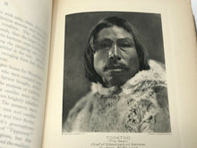 "Load image into Gallery viewer, MY ESKIMO FRIENDS : ""NANOOK OF THE NORTH""- ROBERT FLAHERTY"