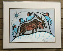 Load image into Gallery viewer, MOOSE SPIRIT - ROY MORRIS