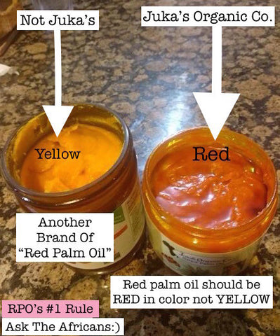 Quality Red Palm Oil