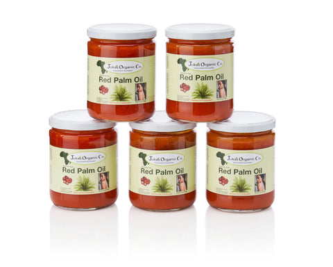 What Is Red Palm Oil