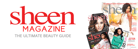 Juka Ceesay featured on Sheen Magazine As an african woman doing great things globally