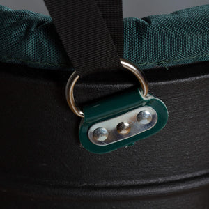 Yieldmax 36L Premium Hard Shell Apple Picking Bucket with Support+ Harness