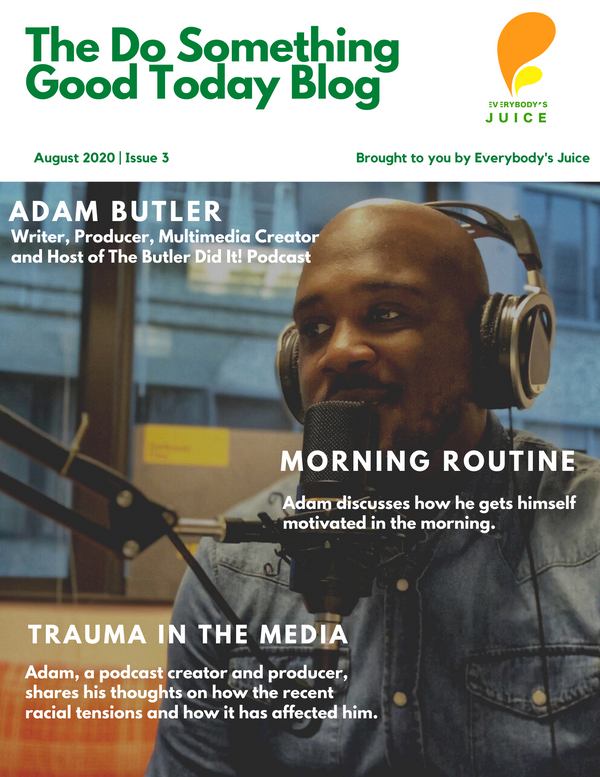 Adam Butler - Media Personality