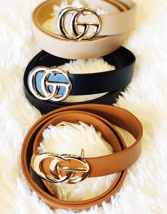 trendy gg belt for size small and medium women